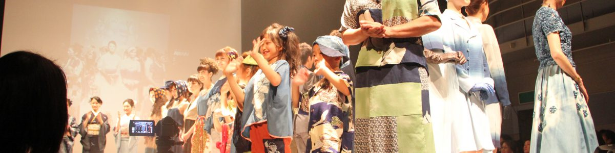 阿美藍ファッションショー